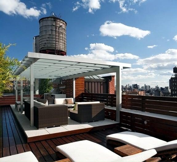 Terrace Ceiling Designs