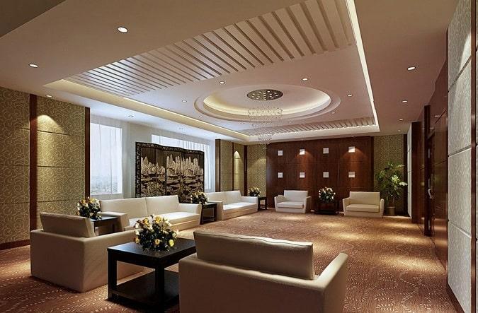 Contemporary False Ceiling Designs
