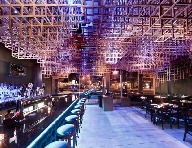 Bar Ceiling Design