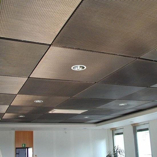 Steel Ceiling Designs