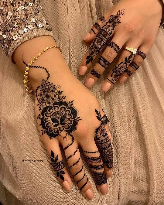 Latest Mehandi Design