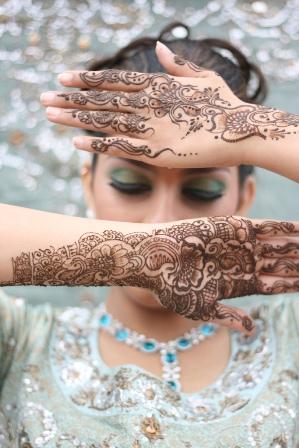 Hand Mehndi Patterns