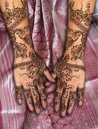 hand mehndi designs