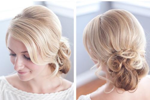 Bridal hairstyle videos