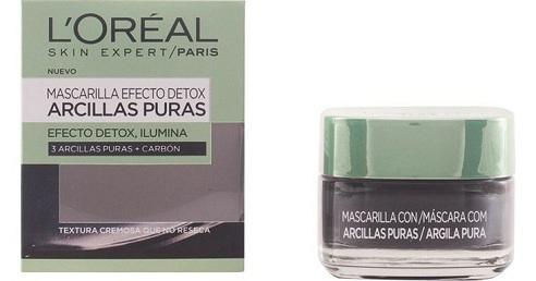 L'oreal Paris Pure Clay Mask Detox and Brighten