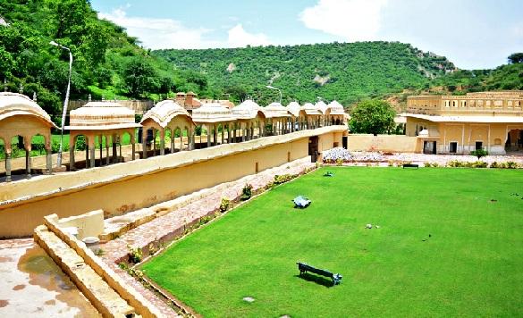 parks-in-jaipur-vidyadhar-ka-bagh