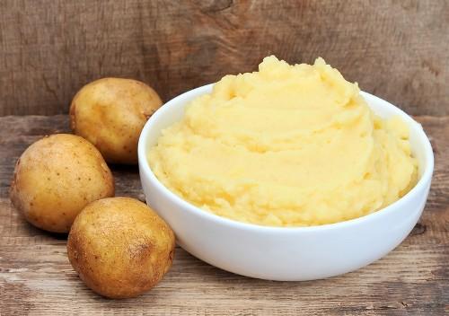 potato face packs
