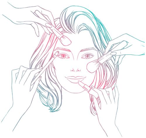 South Indian Bridal Makeup Tips 3