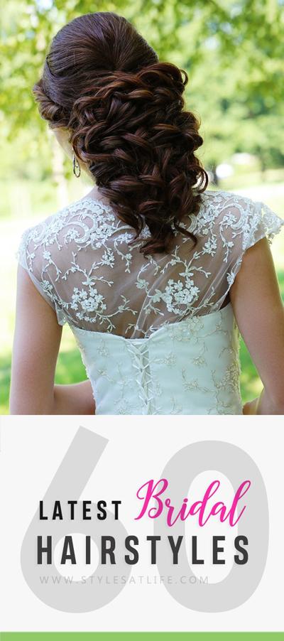 Bridal Hairstyles Main Image