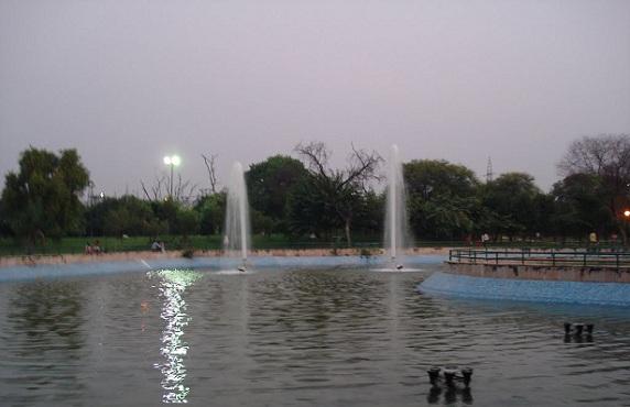 parks-in-lucknow-dr-ram-manohar-lohia-park