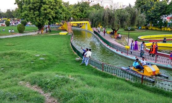 parks-in-lucknow-gautam-buddha-park