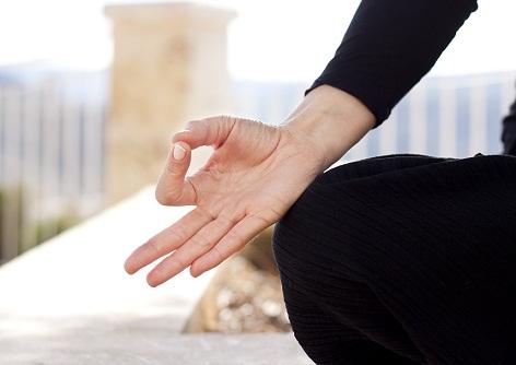 Mudras for Healing-gyan mudra