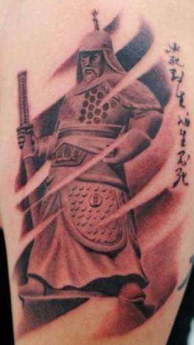 Korean tattoos 7