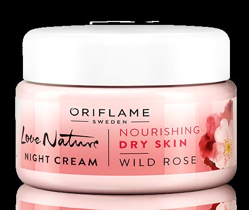 Night cream for dry skin 3