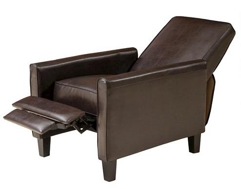 Reclining Club Chair