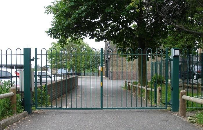 Automatic School Gates