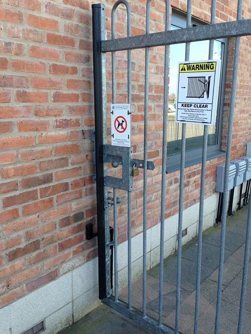 School Safety Gates