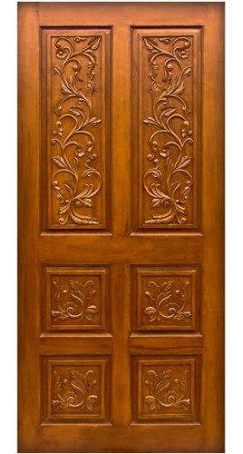 Wooden door designs 2