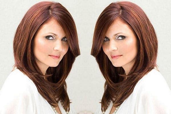 Side Bang Hairstyle