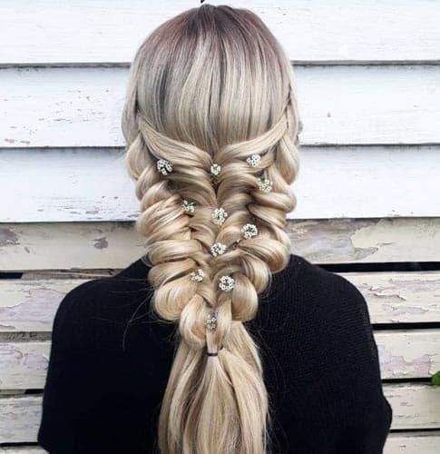 Pearls Hairstyles