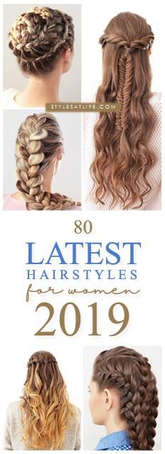 TRENDING hairstyles for women IN 2020