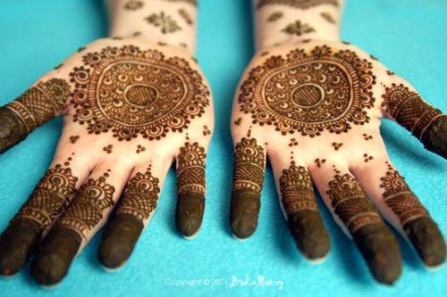 Bisha Mistry's mehndi designs4