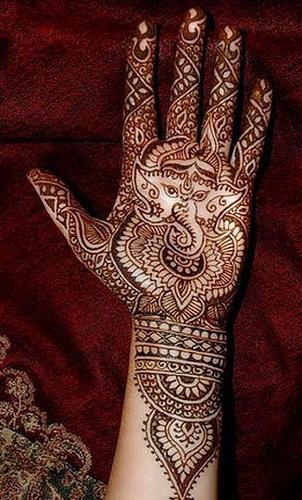 Ganapati Design During Festivals