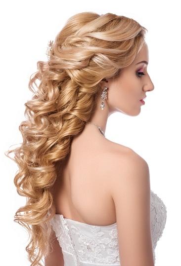 Bridal hairdo hairstyles 1