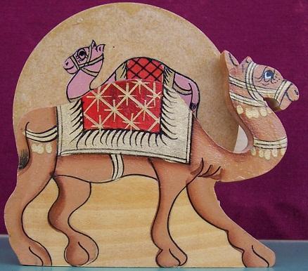Ply Tea Coaster Camel Crafts
