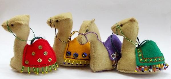 Customary Ceramic Camel Crafts