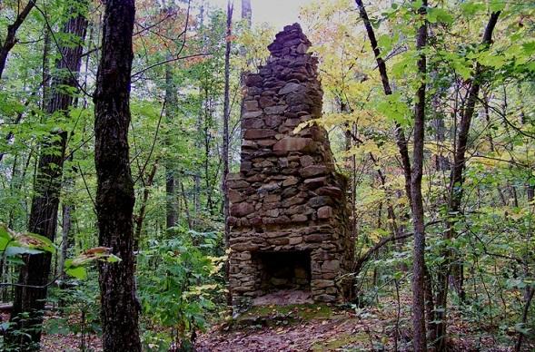 Uwharrie National Forest, North Carolina