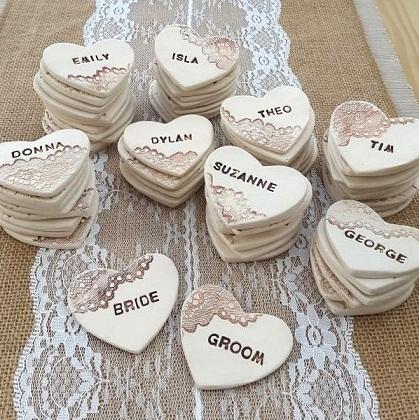 Wedding Favors Plaster of Paris Crafts