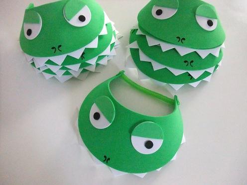 Crocodile Hats