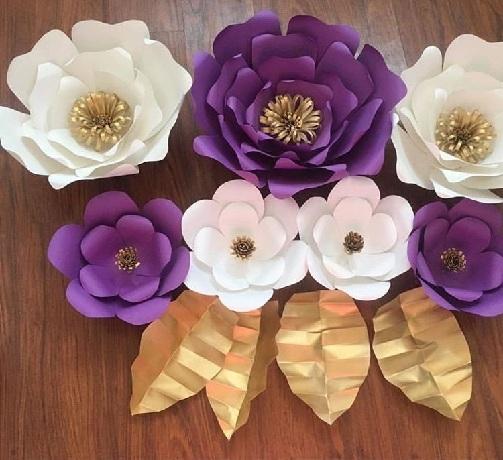 Astounding Kids Flower Crafts