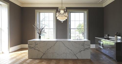 Granite luxury kitchen