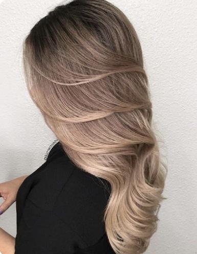 Curly U Cut