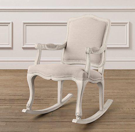 9 Best & Comfortable Nursing Chairs - Vintage Nursery Chair