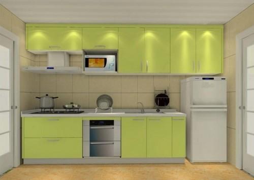 Simple Casual Kitchen Décor