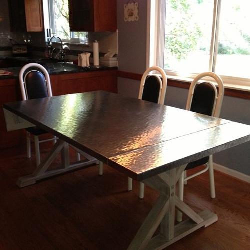 Steel Kitchen Chairs