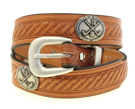 Voguish Brown Belt