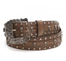 Punk Brown Belt