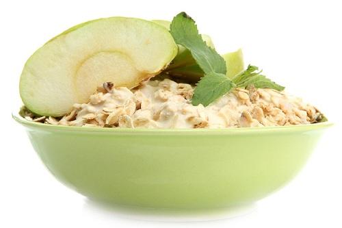 Vitamin h foods Oat meal