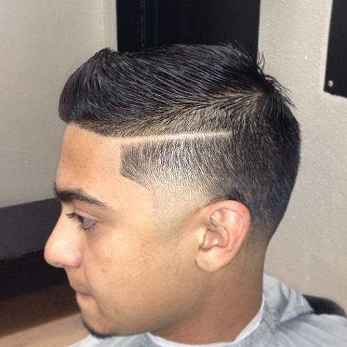 Short Haircut