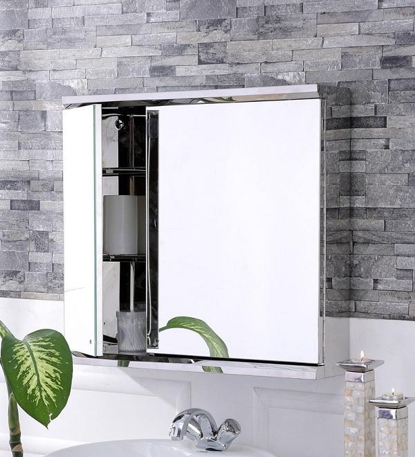 best bathroom mirror cabinets