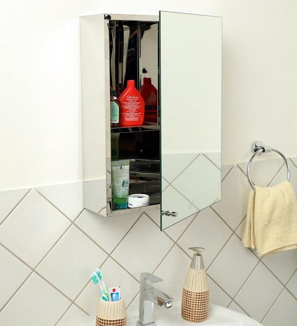 unique bathroom mirror cabinets