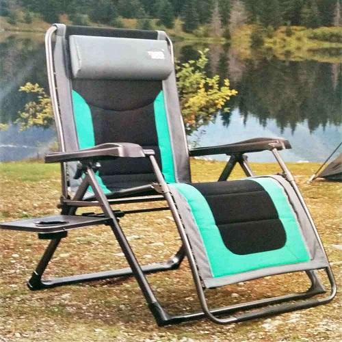 Aluminium Rotating Beach Chair