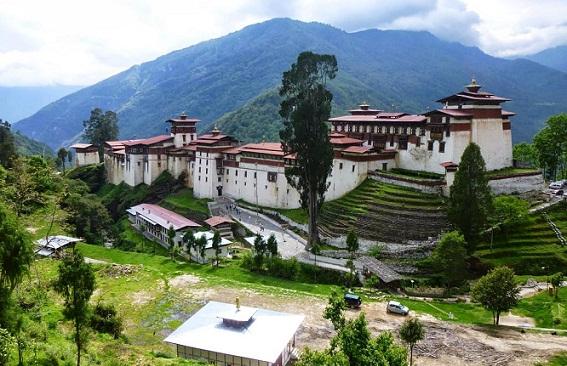 Bhutan Tourist Places-Tongsa