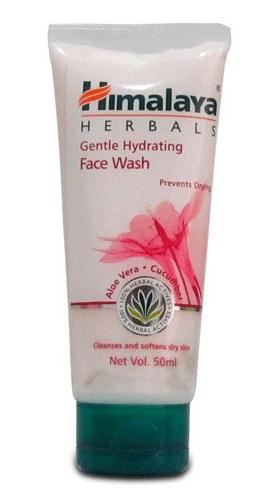 Himalaya Herbals Gentle Hydrating Face Wash