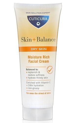 Cuticura Moisturizing Face Wash