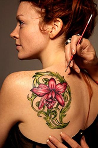 A floral affair Tattoo
